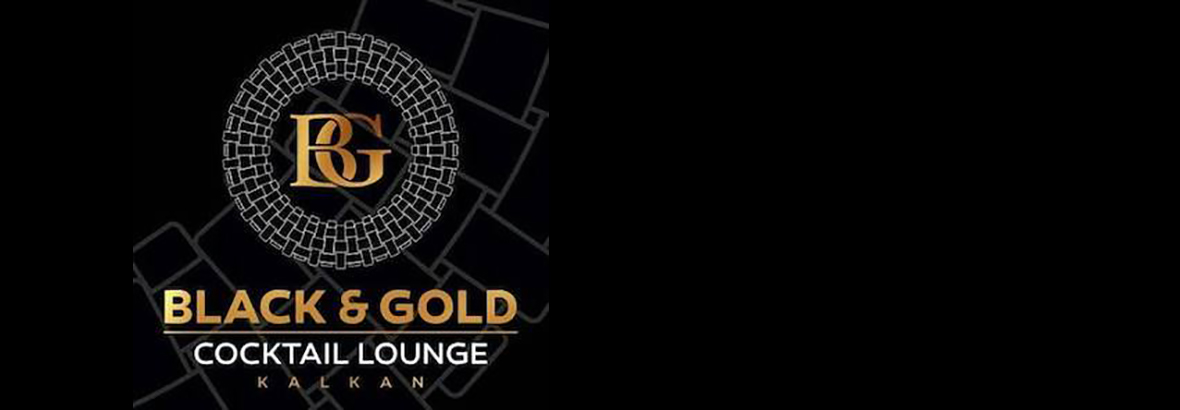 Black & Gold Cocktail Lounge