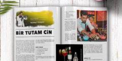 Burak Becomes New Magazine Contributor.